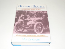 Brands To Bexhill - Max le Grand. (Numbered Ltd ed)